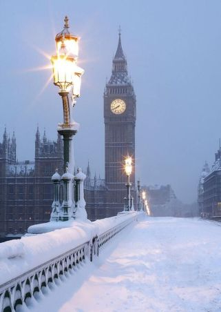 London Winter 2