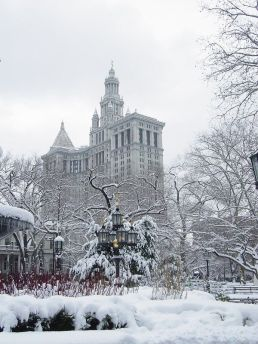 New York Winter 2