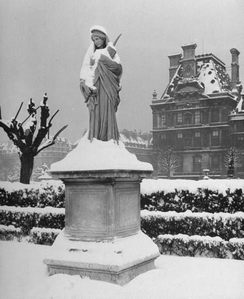 Paris Winter 1