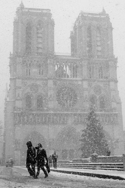 Paris Winter 2