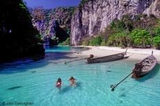 Thailand Krabi Koh Hong