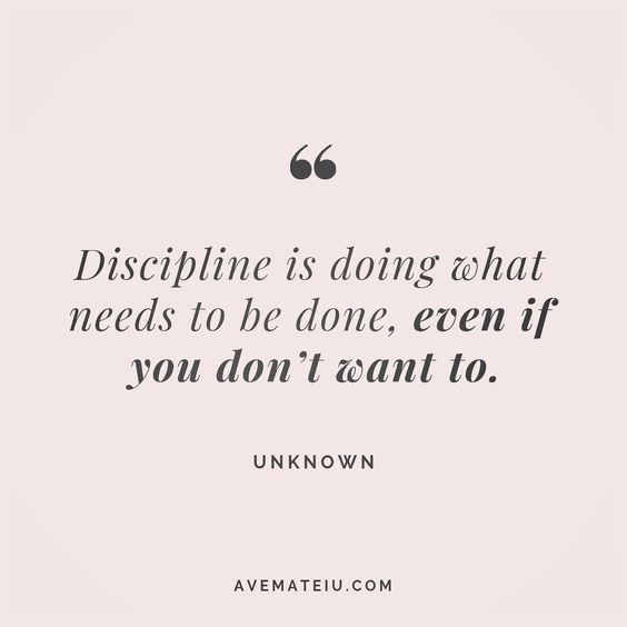Discipline is doing what needs to be done, even if you don't want to. Unknown Quote 111 😏😎🔝•••#quote #quotes #quoteoftheday #quotesaboutlife #selfdetermination #entrepreneurquotes #successmindset #quotesgram #quotestags #motivational #wisdomquotes #motivationalquotes #inspirational #inspirationalquotes #inspirationoftheday #goalsetting #entrepreneurlife #successquotes #faithquotes #successfulquotes #confidencequotes #happyquotes #positivequotes #quotestoliveby #instadaily #strengthquotes #enc