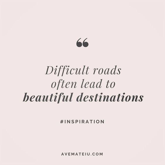Difficult roads often lead to beautiful destinations. Quote 15 🔝•••#quote #quotes #quoteoftheday #qotd #motivation #inspiration #instaquotes #quotesgram #quotestags #motivational #inspo #motivationalquotes #inspirational #inspirationalquotes #inspirationoftheday #positive #life #succes #blogger #blog #confidence #happy #beautiful #lyrics #instadaily #bestoftheday #pretty #lovequotes #goodvibes #avemateiu