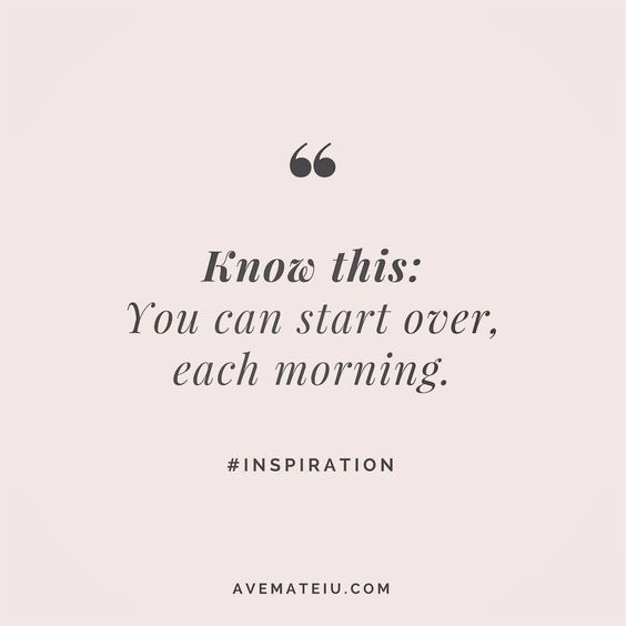 Know this: You can start over, each morning. Quote 3 💪🔝•••#quote #quotes #quoteoftheday #qotd #motivation #inspiration #instaquotes #quotesgram #quotestags #motivational #inspo #motivationalquotes #inspirational #inspirationalquotes #inspirationoftheday #positive #life #succes #blogger #blog #confidence #happy #beautiful #lyrics #instadaily #bestoftheday #pretty #lovequotes #goodvibes