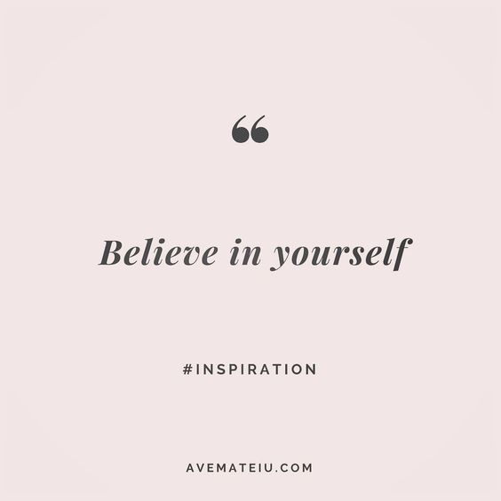 Believe in yourself. Quote 6 🔝•••#quote #quotes #quoteoftheday #qotd #motivation #inspiration #instaquotes #quotesgram #quotestags #motivational #inspo #motivationalquotes #inspirational #inspirationalquotes #inspirationoftheday #positive #life #succes #blogger #blog #confidence #happy #beautiful #lyrics #instadaily #bestoftheday #pretty #lovequotes #goodvibes #avemateiu