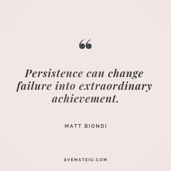 Persistence can change failure into extraordinary achievement. Matt Biondi Quote 90 😏😎🔝•••#quote #quotes #quoteoftheday #quotesaboutlife #motivation #inspiration #instaquotes #quotesgram #quotestags #motivational #wisdomquotes #motivationalquotes #inspirational #inspirationalquotes #inspirationoftheday #positive #life #success #faithquotes #successquotes #confidencequotes #happyquotes #positivequotes #quotestoliveby #instadaily #strengthquotes #encouragementquotes #lovequotes #goodvibes #avem