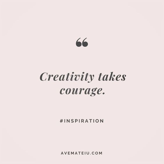Creativity takes courage. Quote 9 🔝•••#quote #quotes #quoteoftheday #qotd #motivation #inspiration #instaquotes #quotesgram #quotestags #motivational #inspo #motivationalquotes #inspirational #inspirationalquotes #inspirationoftheday #positive #life #succes #blogger #blog #confidence #happy #beautiful #lyrics #instadaily #bestoftheday #pretty #lovequotes #goodvibes #avemateiu