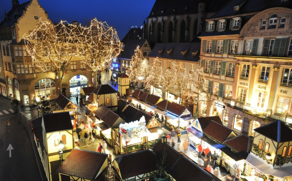 colmar france christmas market