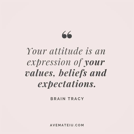 Your attitude is an expression of your values, beliefs and expectations. Brain Tracy Quote 137 😏😎🔝•••#quote #quotes #quoteoftheday #qotd #motivation #inspiration #instaquotes #quotesgram #quotestags #motivational #inspo #motivationalquotes #inspirational #inspirationalquotes #inspirationoftheday #positive #life #succes #blogger #successquotes #confidence #happy #beautiful #lyrics #instadaily #bestoftheday #quotes #lovequotes #goodvibes