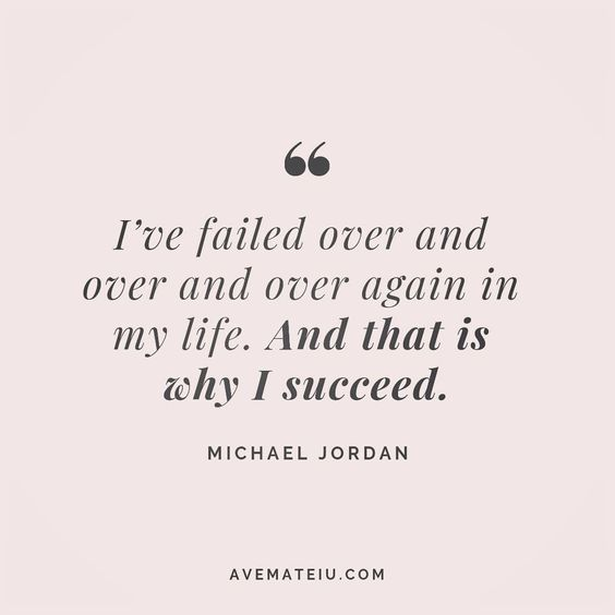 I've failed over and over and over again in my life. And that is why I succeed. Michael Jordan Quote 153 😏😎🔝 • • • #quote #quotes #quoteoftheday #qotd #motivation #inspiration #instaquotes #quotesgram #quotestags #motivational #inspo #motivationalquotes #inspirational #inspirationalquotes #inspirationoftheday #positive #life #succes #blogger #successquotes #confidence #happy #beautiful #lyrics #instadaily #bestoftheday #quotes #lovequotes #goodvibes
