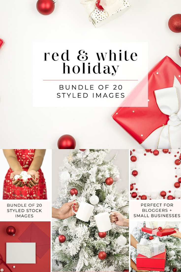 Styled Stock Photo Of The Day - December 31, 2018 Red + White Holiday Stock Bundle Buy Now $25 - Styled Stock Photos, Flat Lay Styled Stock Photos, Creative Styled Stock Photos, Gold Styled Stock Photos, Fashion Styled Stock Photos, Inspiration Styled Stock Photos, Styled Stock Photography, Business Styled Stock Photography, Desktops, Flowers, Social Media https://avemateiu.com/styled-stock-photos/