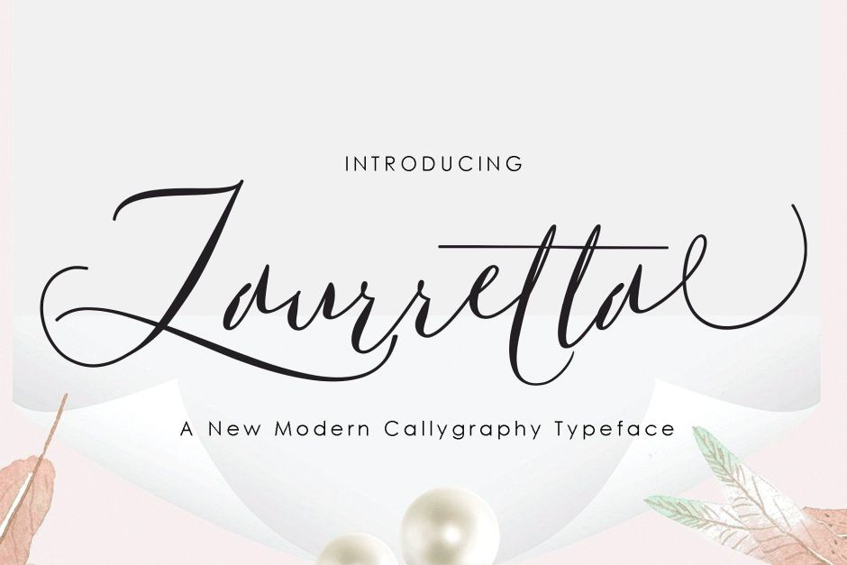 Laurretta Script - Buy Now $12 - Handwritten Fonts, Alphabet Fonts, Free Fonts, Script Fonts, Modern Fonts, Cursive Fonts, Design Fonts, Rustic Fonts, Calligraphy Fonts, Simple Fonts, Typography, Serif Fonts, Elegant Fonts, Professional Fonts, Beautiful Fonts https://avemateiu.com/fonts/
