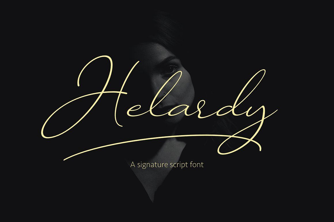Helardy Script - Buy Now $12 - Handwritten Fonts, Alphabet Fonts, Free Fonts, Script Fonts, Modern Fonts, Cursive Fonts, Design Fonts, Rustic Fonts, Calligraphy Fonts, Simple Fonts, Typography, Serif Fonts, Elegant Fonts, Professional Fonts, Beautiful Fonts https://avemateiu.com/fonts/