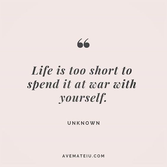 Life is too short to spend it at war with yourself. Unknown Quote 223 😏😎🔝 • • • #quote #quotes #quoteoftheday #qotd #motivation #inspiration #instaquotes #quotesgram #quotestags #motivational #inspo #motivationalquotes #inspirational #inspirationalquotes #inspirationoftheday #positive #life #succes #blogger #successquotes #confidence #happy #beautiful #lyrics #instadaily #bestoftheday #quotes #lovequotes #goodvibes