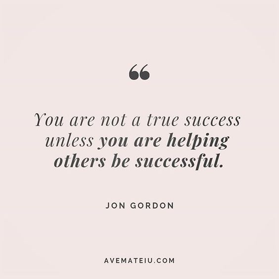 You are not a true success unless you are helping others be successful. Jon Gordon Quote 230 😏😎🔝 • • • #quote #quotes #quoteoftheday #qotd #motivation #inspiration #instaquotes #quotesgram #quotestags #motivational #inspo #motivationalquotes #inspirational #inspirationalquotes #inspirationoftheday #positive #life #succes #blogger #successquotes #confidence #happy #beautiful #lyrics #instadaily #bestoftheday #quotes #lovequotes #goodvibes