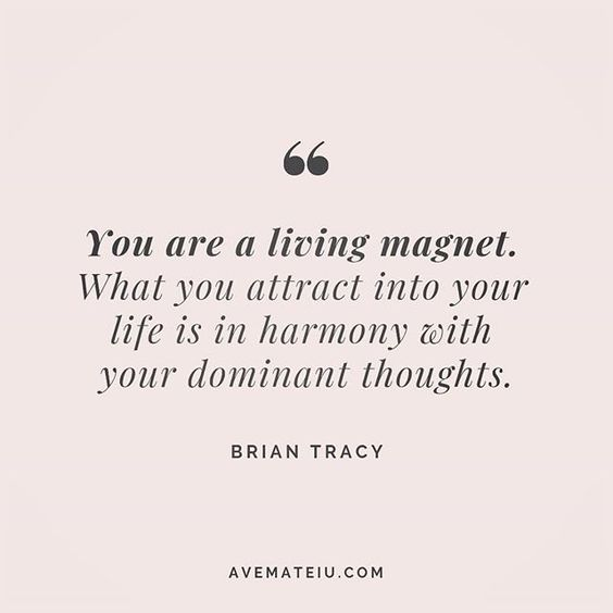 You are a living magnet. What you attract into your life is in harmony with your dominant thoughts. Brian Tracy Quote 233 😏😎 More quotes on avemateiu.com/quotes 🔝 • • • #quote #quotes #quoteoftheday #qotd #motivation #inspiration #instaquotes #quotesgram #quotestags #motivational #inspo #motivationalquotes #inspirational #inspirationalquotes #inspirationoftheday #positive #life #succes #blogger #successquotes #confidence #happy #beautiful #lyrics #instadaily #bestoftheday #quotes #lovequotes #goodvibes