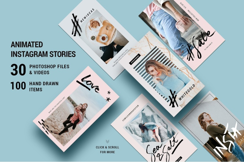 Modern Instagram Stories - Social Media Template, Social Media Templates, Instagram Social Media Templates, Pinterest Social Media Templates, Facebook Social Media Templates, Canva Social Media Templates, Business Social Media Templates, Feminine Social Media Templates, Colorful Social Media Templates, Fashion Social Media Templates, Minimalist Social Media Templates https://avemateiu.com/social-media-templates/