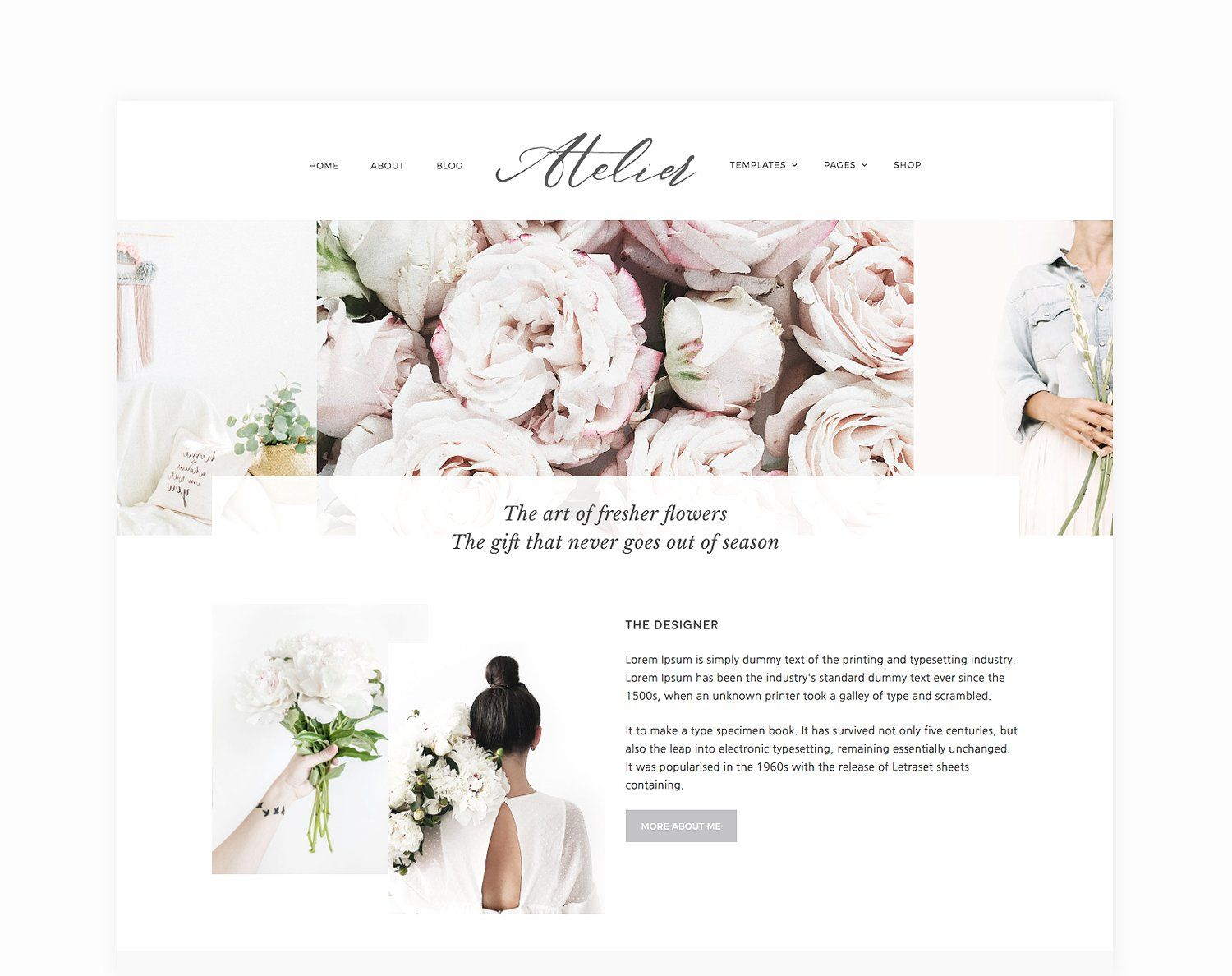 Atelier WordPress Theme - Buy Now $60 - WordPress Blog Theme, WordPress Blog Themes, Blogger Templates, Lifestyle WordPress Blog Theme, Minimalist WordPress Blog Theme, Feminine WordPress Blog Theme, Simple WordPress Blog Theme, Business WordPress Theme, Responsive WordPress Theme, Modern WordPress Theme, Elegant WordPress Theme, Magazine WordPress Theme https://avemateiu.com/themes/