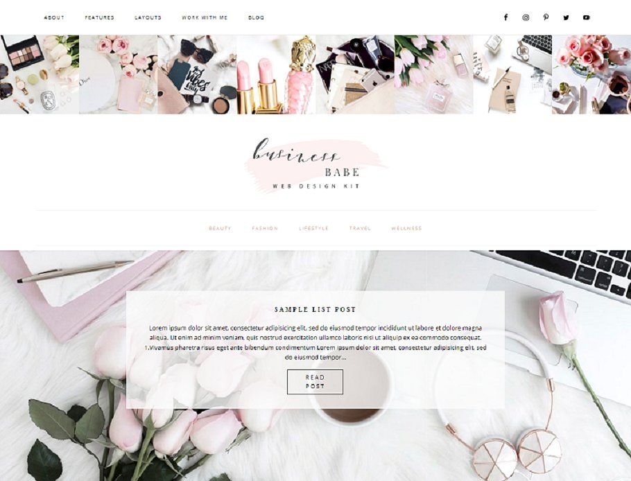 Business Babe WordPress Theme - Buy Now $44 - WordPress Blog Theme, WordPress Blog Themes, Blogger Templates, Lifestyle WordPress Blog Theme, Minimalist WordPress Blog Theme, Feminine WordPress Blog Theme, Simple WordPress Blog Theme, Business WordPress Theme, Responsive WordPress Theme, Modern WordPress Theme, Elegant WordPress Theme, Magazine WordPress Theme https://avemateiu.com/themes/