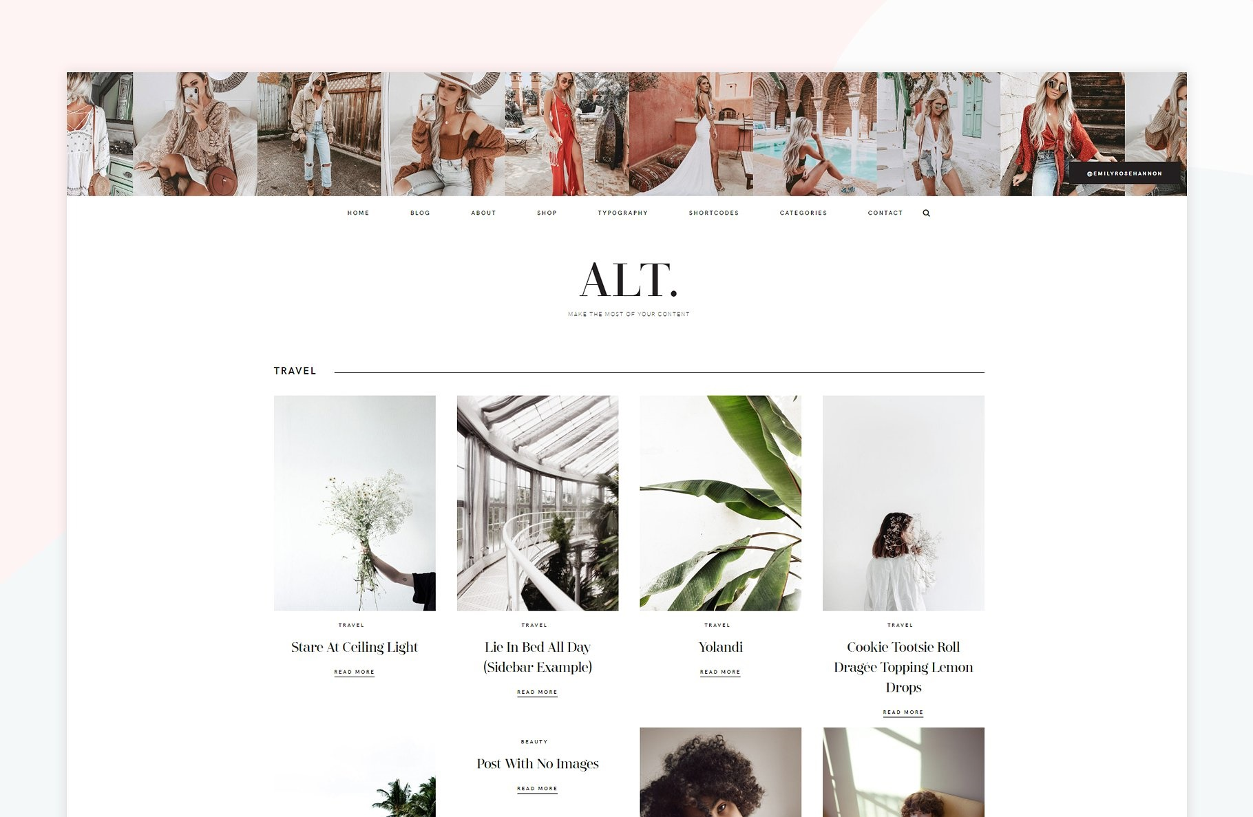 ALT - A Wordpress Genesis Theme - Buy Now $39 - WordPress Blog Theme, WordPress Blog Themes, Blogger Templates, Lifestyle WordPress Blog Theme, Minimalist WordPress Blog Theme, Feminine WordPress Blog Theme, Simple WordPress Blog Theme, Business WordPress Theme, Responsive WordPress Theme, Modern WordPress Theme, Elegant WordPress Theme, Magazine WordPress Theme https://avemateiu.com/themes/