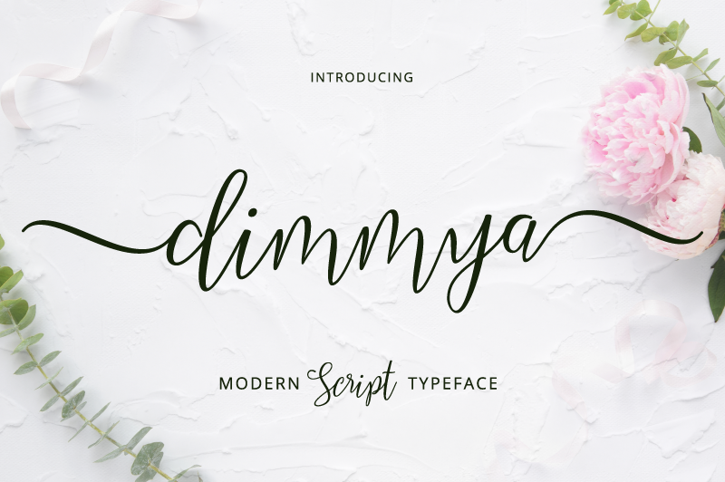 Dimmya Script - 10 New Free Calligraphy Fonts - Art, Fonts and Calligraphy, Typography, Handwritten Fonts, Alphabet Fonts, Free Fonts, Script Fonts, Modern Fonts, Cursive Fonts, Design Fonts, Rustic Fonts, Calligraphy Fonts, Simple Fonts, Serif Fonts, Elegant Fonts, Professional Fonts, Beautiful Fonts