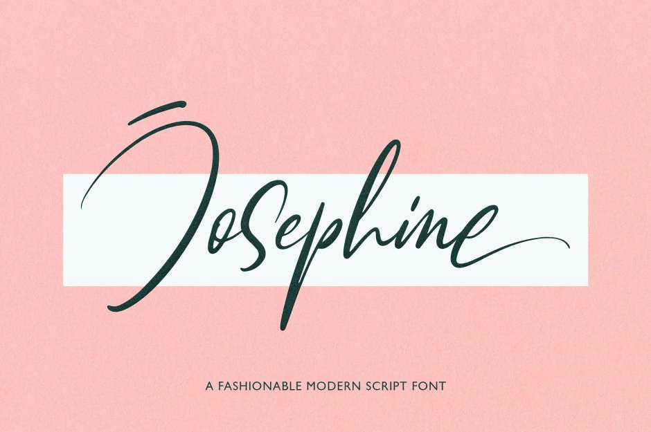 Josephine Fashionable Script Font Buy Now $18 - Handwritten Fonts, Alphabet Fonts, Free Fonts, Script Fonts, Modern Fonts, Cursive Fonts, Design Fonts, Rustic Fonts, Calligraphy Fonts, Simple Fonts, Typography, Serif Fonts, Elegant Fonts, Professional Fonts, Beautiful Fonts https://avemateiu.com/fonts/