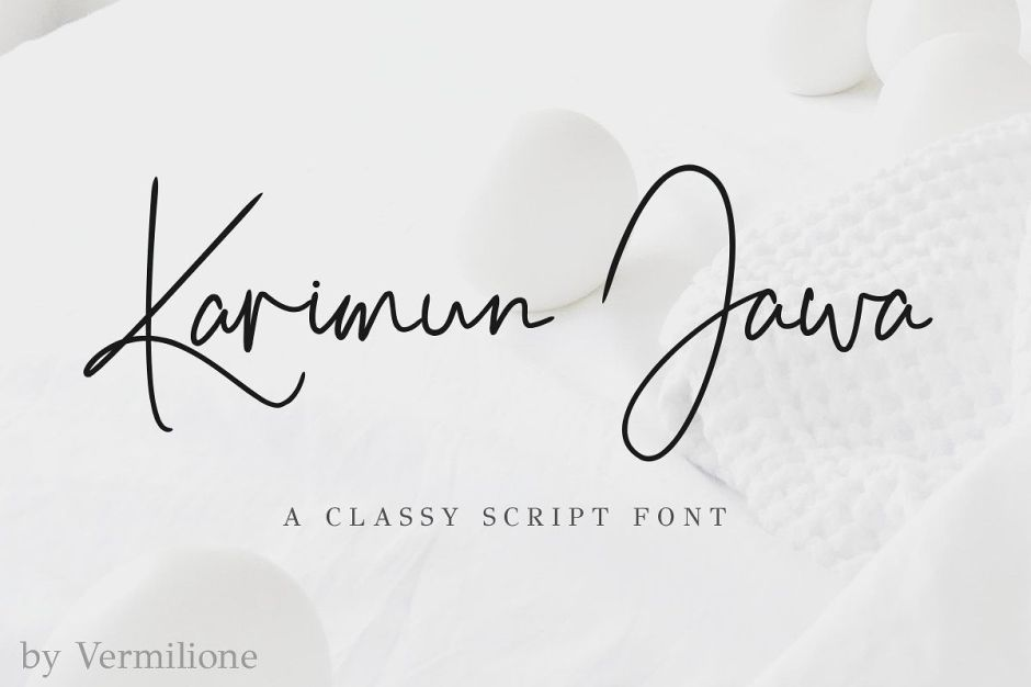 Karimun Jawa Script Buy Now $15 - Handwritten Fonts, Alphabet Fonts, Free Fonts, Script Fonts, Modern Fonts, Cursive Fonts, Design Fonts, Rustic Fonts, Calligraphy Fonts, Simple Fonts, Typography, Serif Fonts, Elegant Fonts, Professional Fonts, Beautiful Fonts https://avemateiu.com/fonts/ ‎