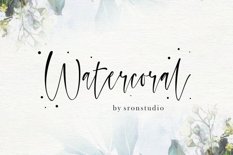 Watercoral Natural Script Font SHandwritten Fonts, Alphabet Fonts, Free Fonts, Script Fonts, Modern Fonts, Cursive Fonts, Design Fonts, Rustic Fonts, Calligraphy Fonts, Simple Fonts, Typography, Serif Fonts, Elegant Fonts, Professional Fonts, Beautiful Fonts https://avemateiu.com/fonts/ *affiliate