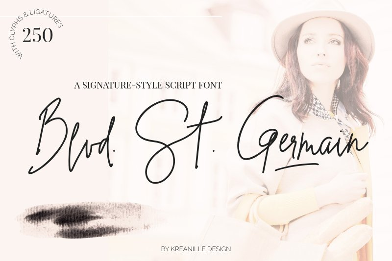 Blvd. St. Germain Signature Script Handwritten Fonts, Alphabet Fonts, Free Fonts, Script Fonts, Modern Fonts, Cursive Fonts, Design Fonts, Rustic Fonts, Calligraphy Fonts, Simple Fonts, Typography, Serif Fonts, Elegant Fonts, Professional Fonts, Beautiful Fonts https://avemateiu.com/fonts/ *affiliate