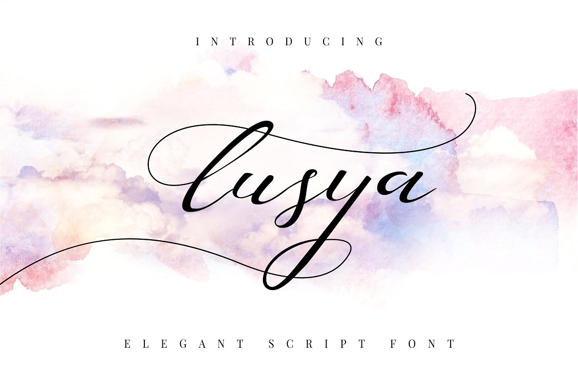Lusya Elegant Script Handwritten Fonts, Alphabet Fonts, Free Fonts, Script Fonts, Modern Fonts, Cursive Fonts, Design Fonts, Rustic Fonts, Calligraphy Fonts, Simple Fonts, Typography, Serif Fonts, Elegant Fonts, Professional Fonts, Beautiful Fonts https://avemateiu.com/fonts/ *affiliate