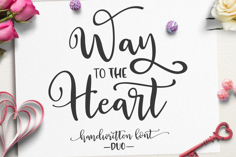 Way to the Heart Script Handwritten Fonts, Alphabet Fonts, Free Fonts, Script Fonts, Modern Fonts, Cursive Fonts, Design Fonts, Rustic Fonts, Calligraphy Fonts, Simple Fonts, Typography, Serif Fonts, Elegant Fonts, Professional Fonts, Beautiful Fonts https://avemateiu.com/fonts/ *affiliate