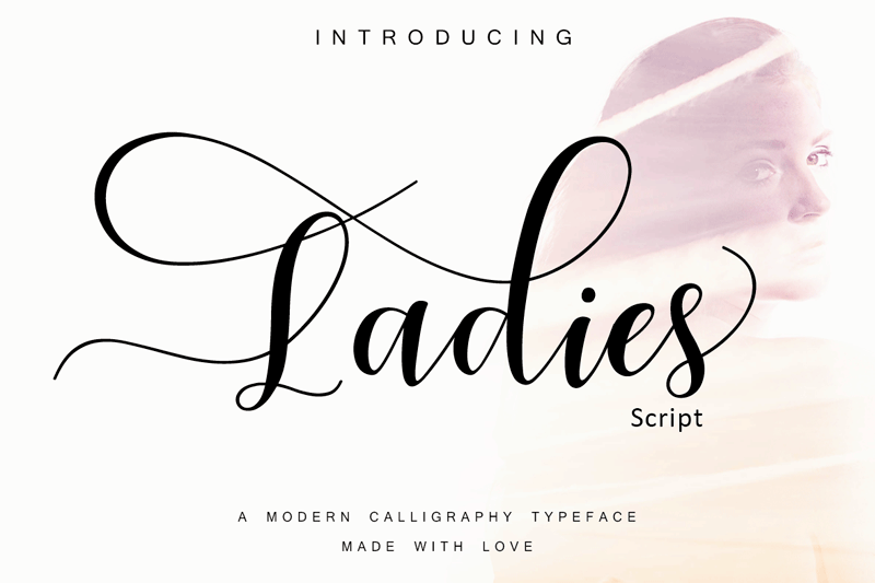 Ladies Script - 10 New Free Calligraphy Fonts - Art, Fonts and Calligraphy, Typography, Handwritten Fonts, Alphabet Fonts, Free Fonts, Script Fonts, Modern Fonts, Cursive Fonts, Design Fonts, Rustic Fonts, Calligraphy Fonts, Simple Fonts, Serif Fonts, Elegant Fonts, Professional Fonts, Beautiful Fonts