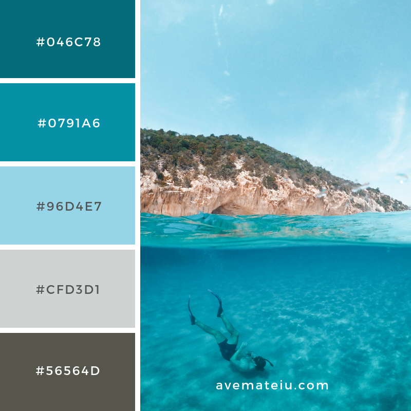 Color Palette #203 - Color combination, Color pallets, Color palettes, Color scheme, Color inspiration, Colour Palettes, Art, Inspiration, Vintage, Bright, Blue, Warm, Dark, Design, Yellow, Green, Grey, Red, Purple, Rustic, Fall, Autumn, Winter, Spring 2019, Nature, Spring, Summer, Flowers, Sunset, Sunrise, Pantone https://avemateiu.com/color-palettes/