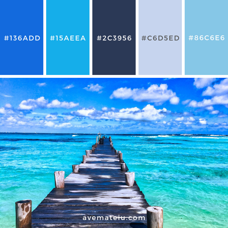 Color Palette #204 - Color combination, Color pallets, Color palettes, Color scheme, Color inspiration, Colour Palettes, Art, Inspiration, Vintage, Bright, Blue, Warm, Dark, Design, Yellow, Green, Grey, Red, Purple, Rustic, Fall, Autumn, Winter, Spring 2019, Nature, Spring, Summer, Flowers, Sunset, Sunrise, Pantone https://avemateiu.com/color-palettes/