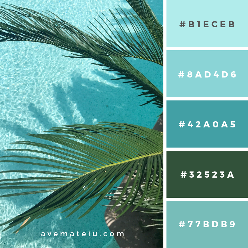Color Palette #209 - Color combination, Color pallets, Color palettes, Color scheme, Color inspiration, Colour Palettes, Art, Inspiration, Vintage, Bright, Blue, Warm, Dark, Design, Yellow, Green, Grey, Red, Purple, Rustic, Fall, Autumn, Winter, Spring 2019, Nature, Spring, Summer, Flowers, Sunset, Sunrise, Pantone https://avemateiu.com/color-palettes/