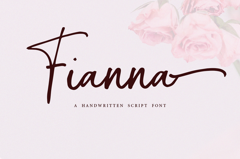 Fianna Script Font - Calligraphy Fonts, Script Fonts, Typography Fonts, Typography Logo, Handwritten Fonts, Handwriting, Hand Lettering Drawing, Diy Projects, Diy Stationery, Diy Event, Paper Crafts, Diy Book, Wedding Stationery, Christmas, Holiday, Logo And Identity Design, Book And Magazine Design, Packaging And Label Design, Modern Font