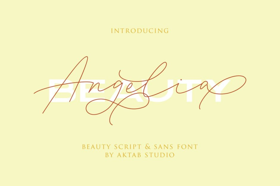 Angelia Font Duo Script Font - Check out my list with 10 New Hot Script Fonts for branding your projects in 2019. It is never too late to add charm to your blog! Art, Fonts and Calligraphy, Typography, Handwritten Fonts, Script Fonts, Modern Fonts, Cursive Fonts, Design Fonts, Calligraphy Fonts, Simple Fonts, Elegant Fonts, Professional Fonts, Beautiful Fonts