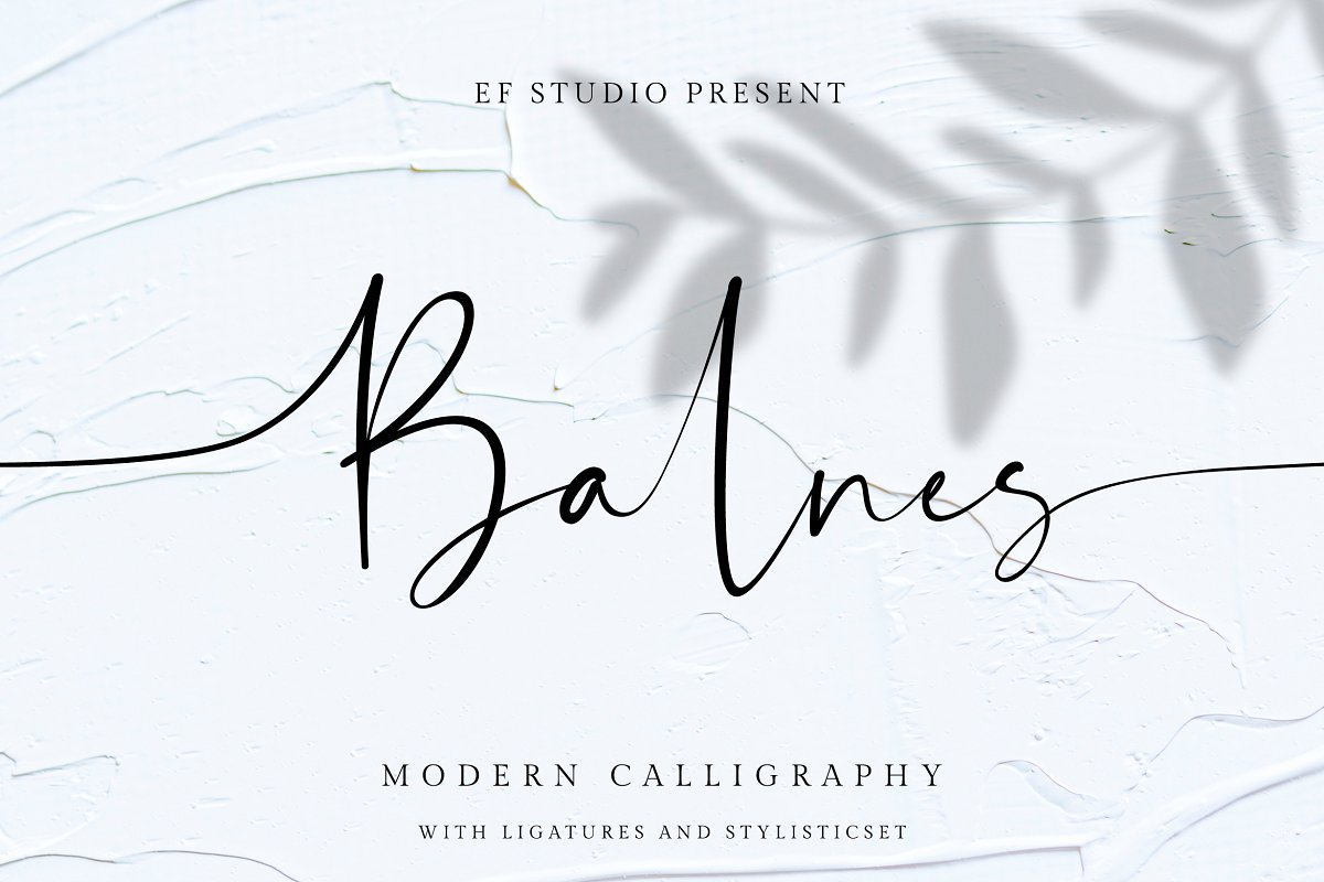 Balnes - Modern Script Font - Check out my list with 10 New Hot Script Fonts for branding your projects in 2019. It is never too late to add charm to your blog! Art, Fonts and Calligraphy, Typography, Handwritten Fonts, Script Fonts, Modern Fonts, Cursive Fonts, Design Fonts, Calligraphy Fonts, Simple Fonts, Elegant Fonts, Professional Fonts, Beautiful Fonts