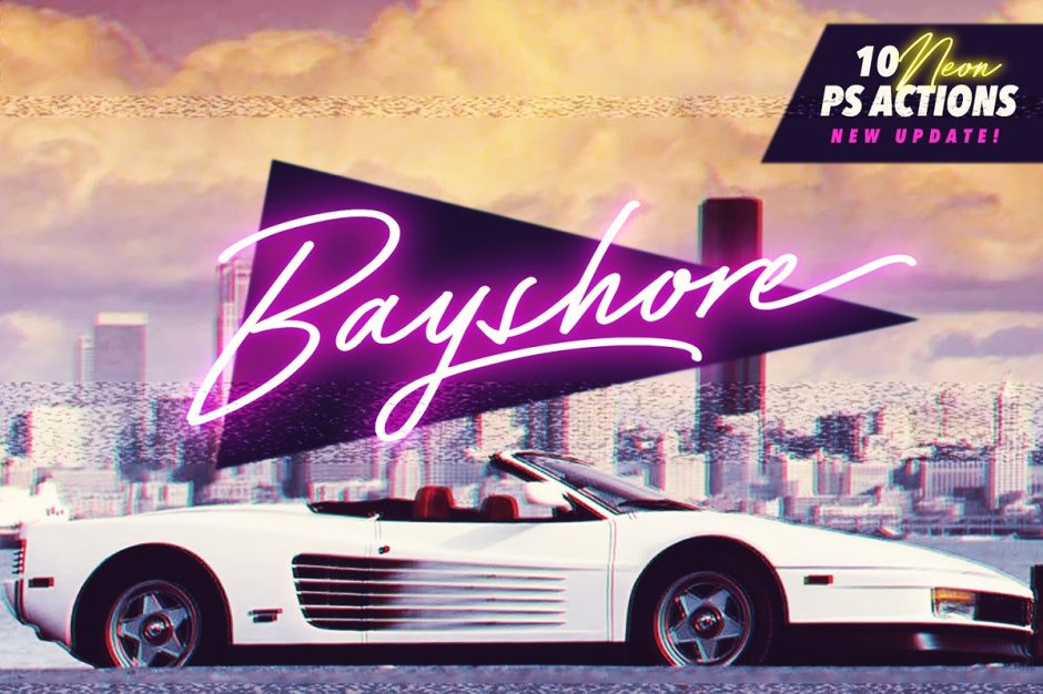 Bayshore Font + Neon Glow Styles - Art, Fonts and Calligraphy, Typography, Handwritten Fonts, Alphabet Fonts, Free Fonts, Script Fonts, Modern Fonts, Cursive Fonts, Design Fonts, Rustic Fonts, Calligraphy Fonts, Simple Fonts, Serif Fonts, Elegant Fonts, Professional Fonts, Beautiful Fonts