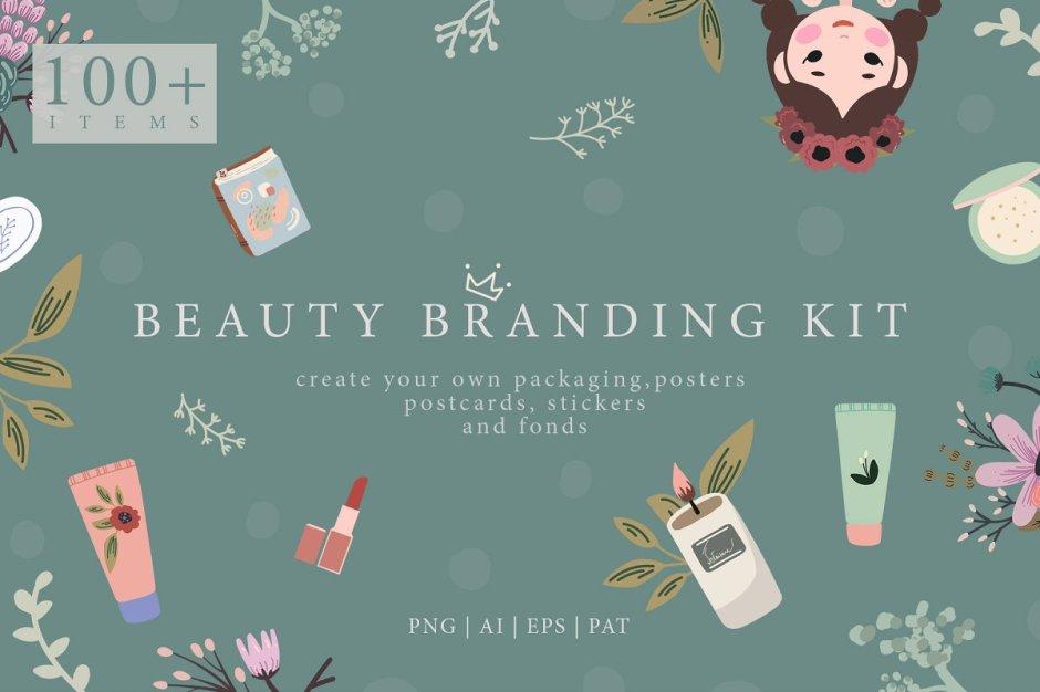 Beauty Branding Kit