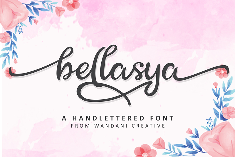 Bellasya Calligraphy Font - Art, Fonts and Calligraphy, Typography, Handwritten Fonts, Alphabet Fonts, Free Fonts, Script Fonts, Modern Fonts, Cursive Fonts, Design Fonts, Rustic Fonts, Calligraphy Fonts, Simple Fonts, Serif Fonts, Elegant Fonts, Professional Fonts, Beautiful Fonts
