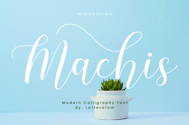 Machis Calligraphy Font - Art, Fonts and Calligraphy, Typography, Handwritten Fonts, Alphabet Fonts, Free Fonts, Script Fonts, Modern Fonts, Cursive Fonts, Design Fonts, Rustic Fonts, Calligraphy Fonts, Simple Fonts, Serif Fonts, Elegant Fonts, Professional Fonts, Beautiful Fonts