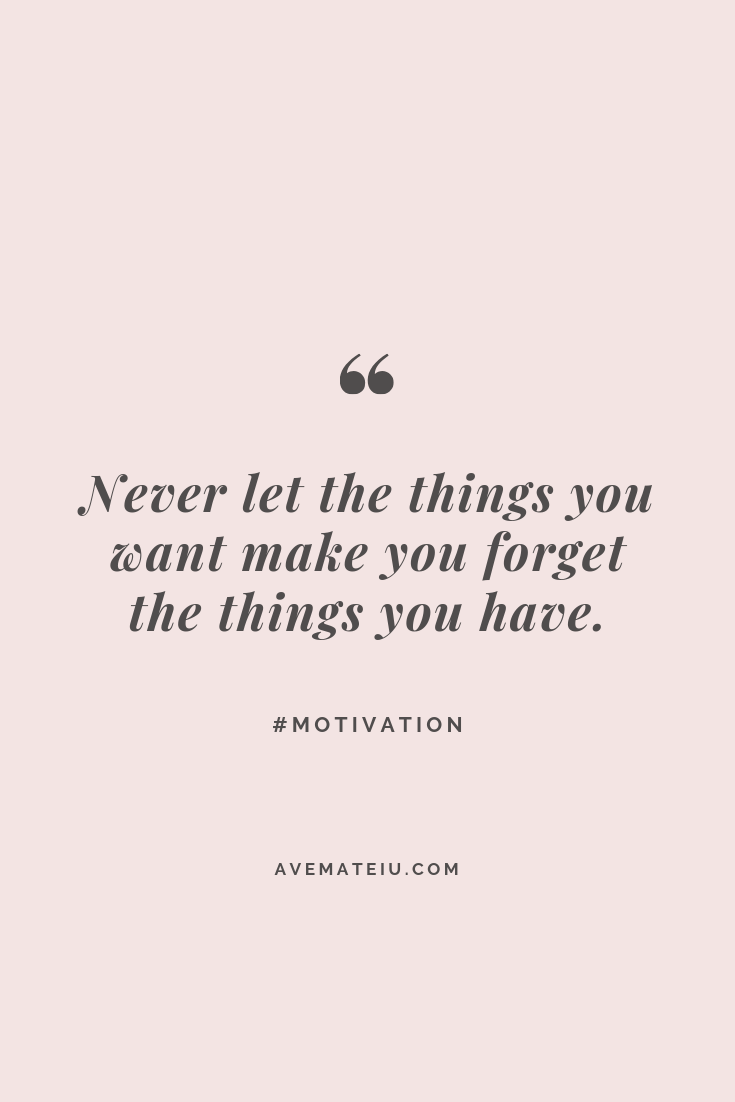 Motivational Quote Of The Day - April 29, 2019 - Ave Mateiu