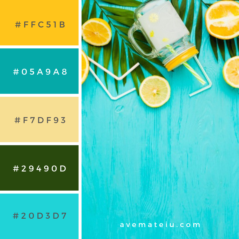 Summer Color Palette #12 - color combination, color inspiration, color palette, color palettes, color scheme, color schemes, design, Fashion, hex codes, pantone summer color palette, summer