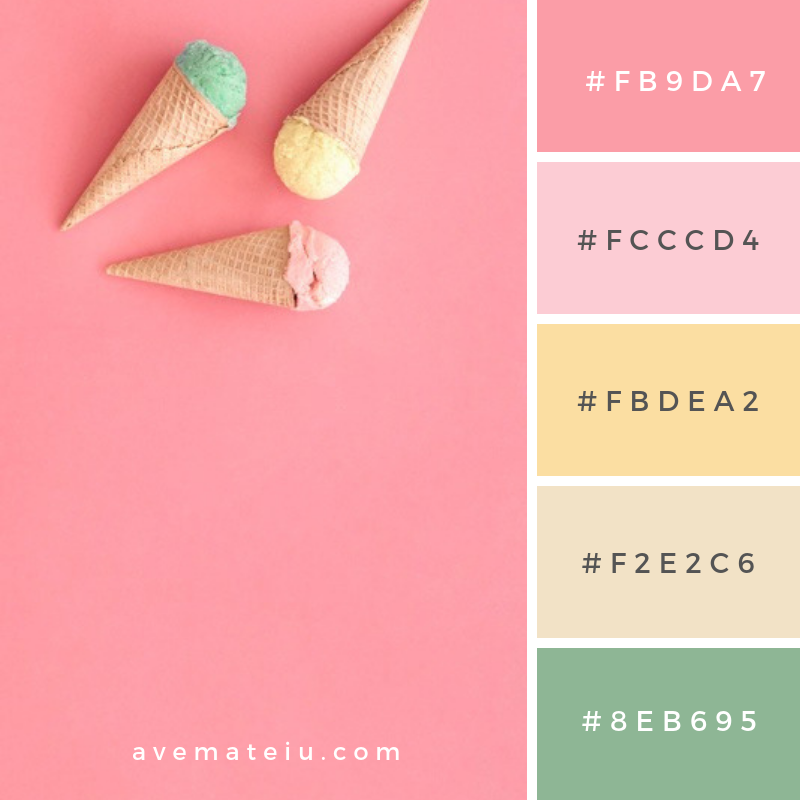 Summer Color Palette #17 - color combination, color inspiration, color palette, color palettes, color scheme, color schemes, design, Fashion, hex codes, pantone summer color palette, summer