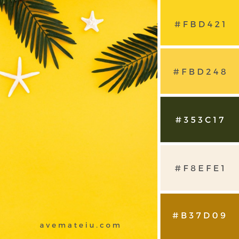 Summer Color Palette #9 - color combination, color inspiration, color palette, color palettes, color scheme, color schemes, design, Fashion, hex codes, pantone summer color palette, summer