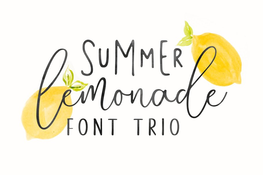 Summer Lemonade + Extras - Art, Fonts and Calligraphy, Typography, Handwritten Fonts, Alphabet Fonts, Free Fonts, Script Fonts, Modern Fonts, Cursive Fonts, Design Fonts, Rustic Fonts, Calligraphy Fonts, Simple Fonts, Serif Fonts, Elegant Fonts, Professional Fonts, Beautiful Fonts