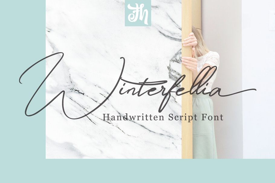 Winterfellia - Handwritten Font - Check out my list with 10 New Hot Script Fonts for branding your projects in 2019. It is never too late to add charm to your blog! Art, Fonts and Calligraphy, Typography, Handwritten Fonts, Script Fonts, Modern Fonts, Cursive Fonts, Design Fonts, Calligraphy Fonts, Simple Fonts, Elegant Fonts, Professional Fonts, Beautiful Fonts