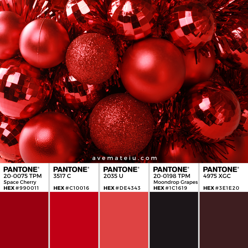 Christmas Background Pantone Color Palette 359  - Color combination, Color pallets, Color palettes, Color scheme, Color inspiration, Colour Palettes, Art, Inspiration, Vintage, Bright, Background, Warm, Dark, Design, Yellow, Green, Orange, Red, Purple, Rustic, Fall, Christmas, Thanksgiving, Christmas 2019, Nature, Seasonal, Wood, Wooden, Season, Natural